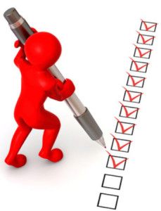 Productivity Checklist - JC Consultant Group