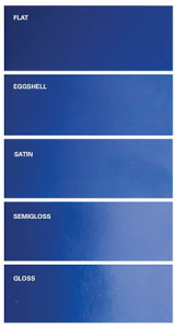 Types Of Interior Paint Finishes