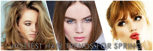 Up Your Image: Hottest Hair Trends For Spring 2016