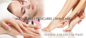 Manicures / Pedicures / Skin Care - at Manolo Salons