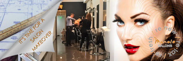 It's Time for a Salon Makeover