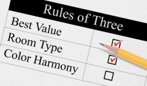Checklist - Room Type