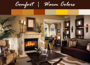 Comfort | Warm Colors