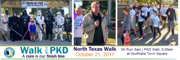 """Fighting Polycystic Kidney Disease Together – Let's """"Do it for Dale"""""""
